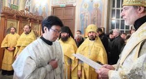 Рукоположение во иереи гражданина Китая