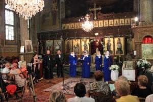 Вокальный ансамбль духовной музыки «Благовест»