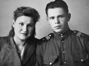 Антонина и Андрей Черновы
