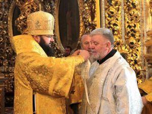 Рукоположение экс-мэра г. Вязьмы