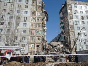 В Астрахани на месте взрыва будет воздвигнут собор