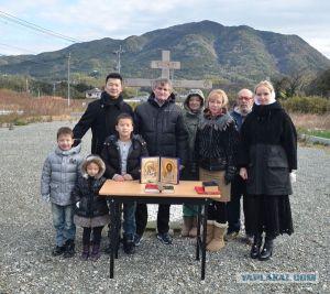 Японец выступил с инициативой возведения в Японии православного храма