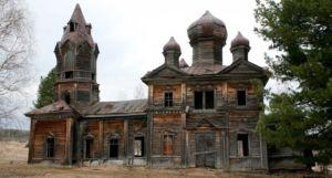 Храмам Севера в скором будущем грозит исчезновение