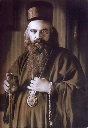 Святой Николай Сербский
